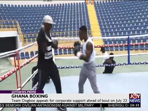 Ghana Boxing - Joy Sports Prime (10-7-17)