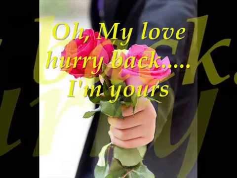Return To Me  Dean Martin   Lyrics