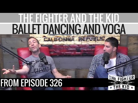 The Fighter and The Kid - Bryan the Ballet Dancer and Yogi John