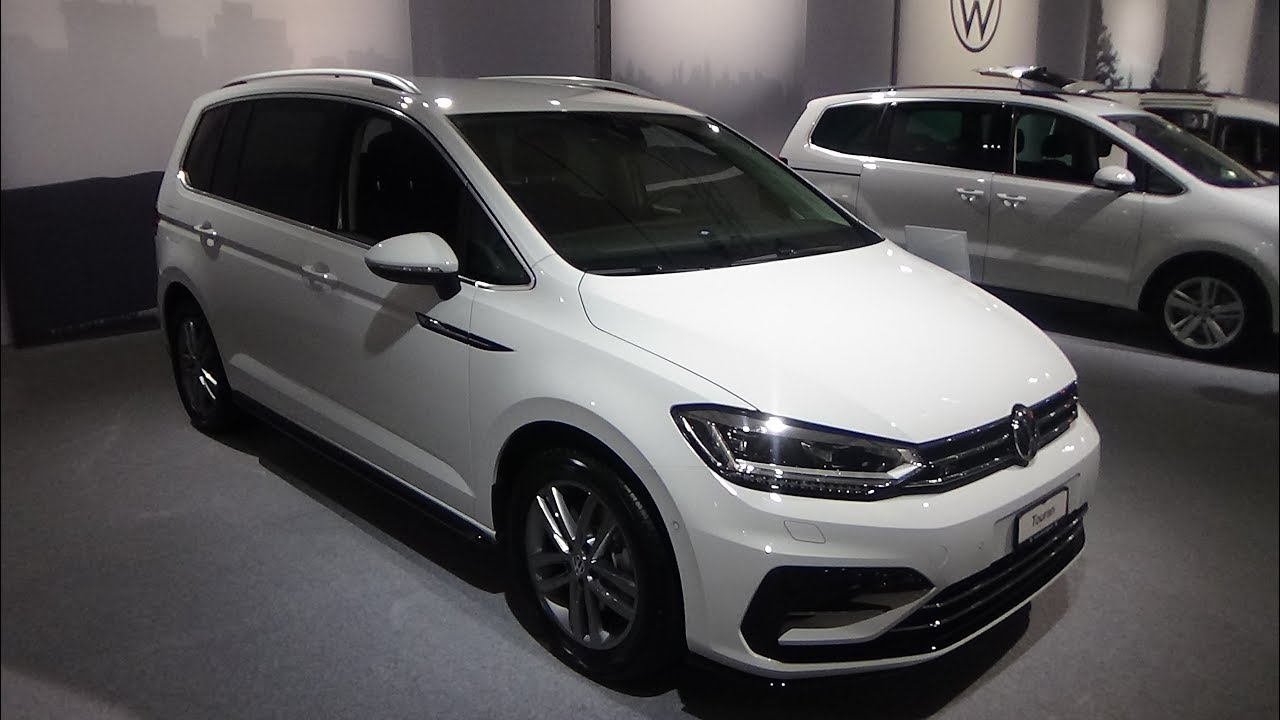 2020 VW Touran Pictures