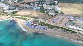 SODAP BEACH PAPHOS BY CYPRUS AERIAL ACTIVITIES