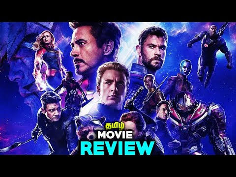Avengers Endgame Review In Tamil !!!Spoiler Alert!!! | Full Plot Breakdown