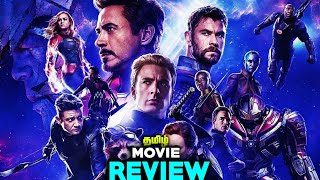 Avengers Endgame Review in Tamil