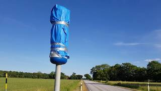 """""""Repaired"""" Swedish speed camers in Southern Sweden (Skåne)"""