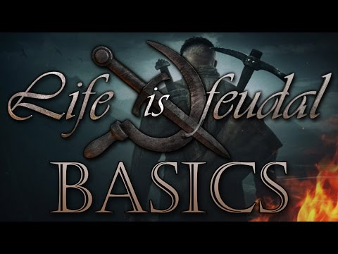 Life is Feudal: Your Own - Basics Guide | How to get Started Tutorial | Starting Out Survival Guide