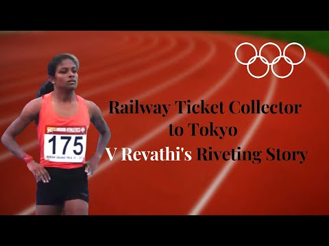 Railway Ticket Collector to Tokyo – V Revathi's Riveting Story