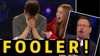 Rabby Yang on Fool Us // Penn & Teller DISAGREE! HD