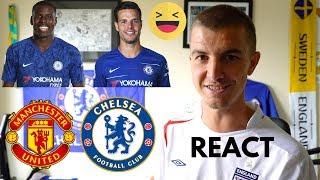 CHELSEA FANS REACT... Manchester United 4-0 Chelsea