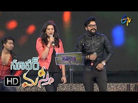 Maro Maro Song | Rahul Nambiar, Geetha Madhuri Performance | Super Masti | Tenali | 2nd April 2017