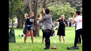 kung-fu-feminists-at-kavanaugh-protest