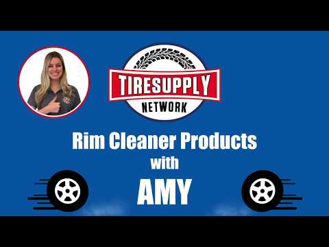 Tire Supply Network | Cleaning Rims for Tape Weights with Amy