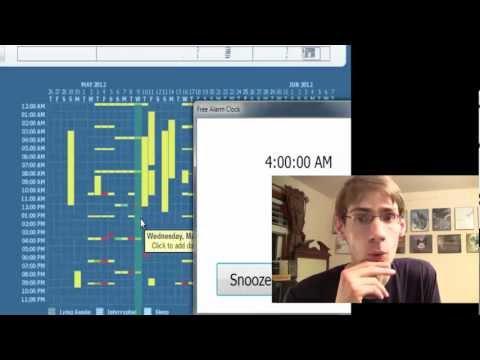 How To Adapt 100% To Uberman Polyphasic Sleep Schedule