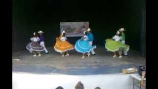 Folklórico Esencia Tamaholipeca. Región Costa Norte de Tamaulipas. Mi Matamoros Querito.