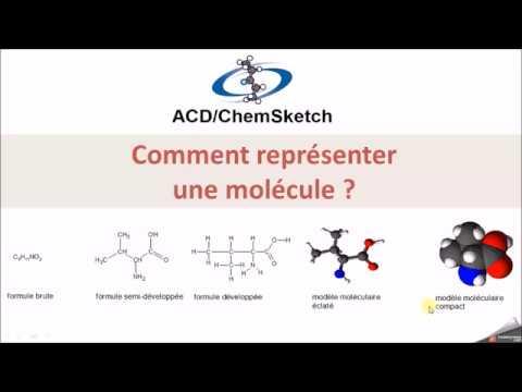 ACD CHEMSKETCH GRATUIT TÉLÉCHARGER