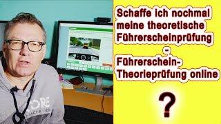 Schaffe ich nochmal meine theoretische Führerscheinprüfung ? - Führerschein-Theorieprüfung online