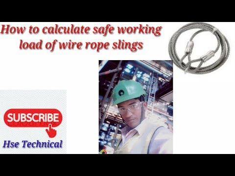 Beautiful Safe Working Load Wire Rope Elaboration - Simple Wiring ...