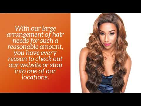 Find the Perfect Hair Piece in Fort Lauderdale | Classy Girl Beauty Supply