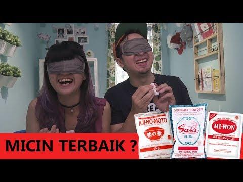 MICIN TERBAIK ? BLIND TEST MICIN ft. EDHOZELL