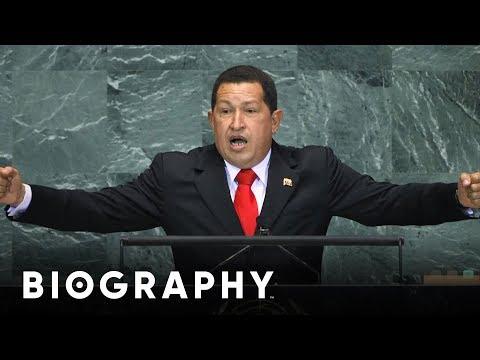 Hugo Chavez - Former President of Venezuela | Mini Bio | BIO