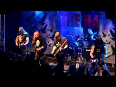 The Haunted - All Against All (Live in Athens / Kyttaro Club, 14.03.2015)