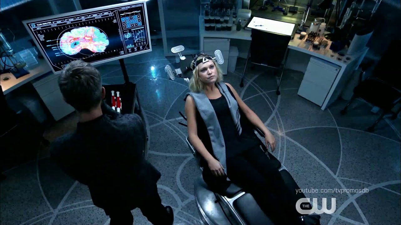 S06 E08: The Old Man and the Anomaly - The 100 - PRIMETIMER