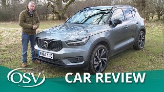 Volvo XC40 2019 Car Review -  Their first compact SUV