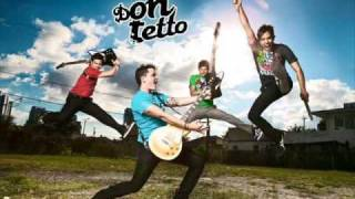 auto rojo --  Don Tetto