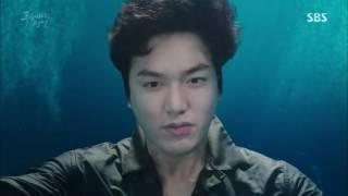 Legend of the blue sea - Kiss scene (Jun Ji Hyun - Lee Min Ho)
