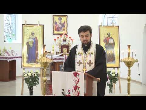 """TV7plus Телеканал Хмельницького. Україна: Програма """" Почуй і осмисли """" . Ми є в центрі Божої уваги ."""