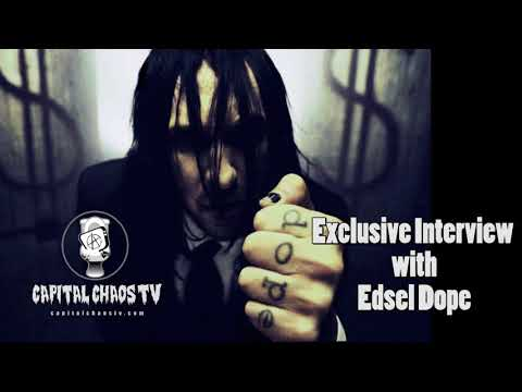 Edsel Dope of Dope Interviewed