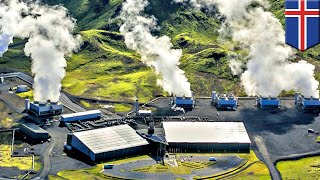 Iceland negative emissions plant: Hydrothermal plant pulls CO2 out of ambient air - TomoNews