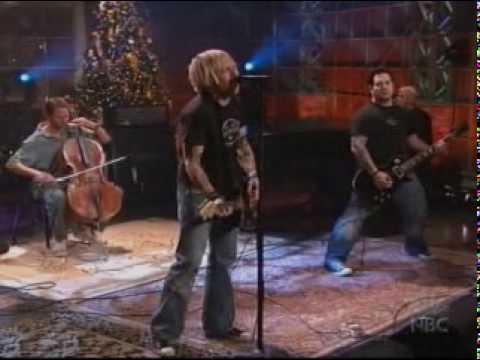 The Ataris - The Saddest Song (Live On Leno)