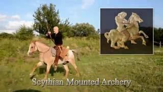 Scythian Mounted Archery