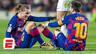 Barcelona vs. Leganes reaction: Did Messi and Griezmann show they can play together? | Copa del Rey