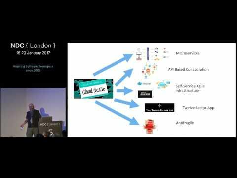 Twelve Factor Apps in .NET : Building apps for the cloud - Ian Cooper