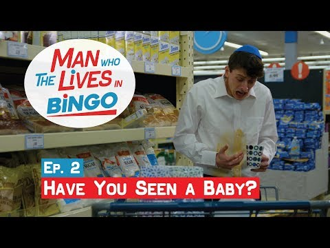 The Man Who Lives in BINGO | Ep.2 | Have You Seen a Baby?