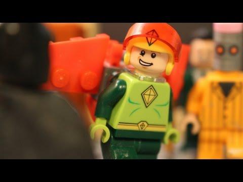 Lego Batman- Lame Villains