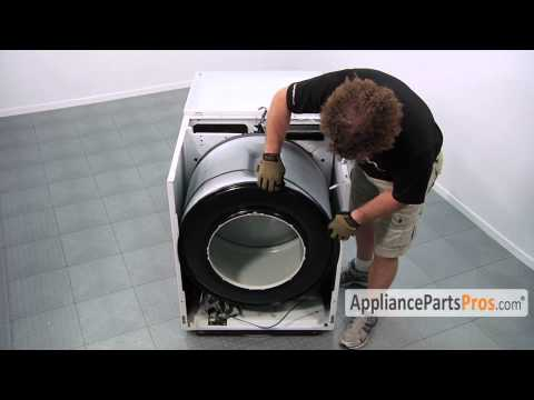 Dryer Belt (Whirlpool made dryers, part #341241)-How To Replace
