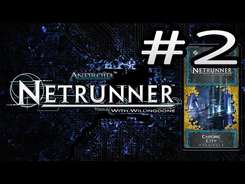 Android Netrunner Data Pack Review: Chrome City - Corp Cards