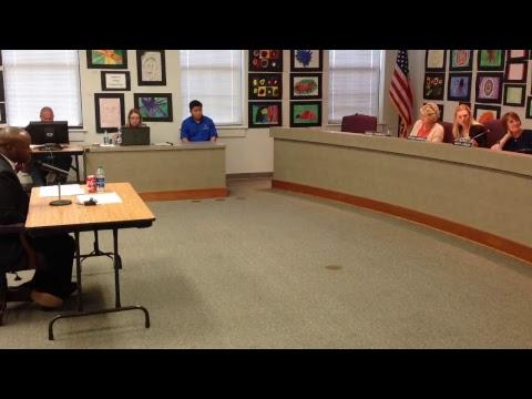 HCDE Superintendent candidate interviews Day 4: Dr. Bryan Johnson