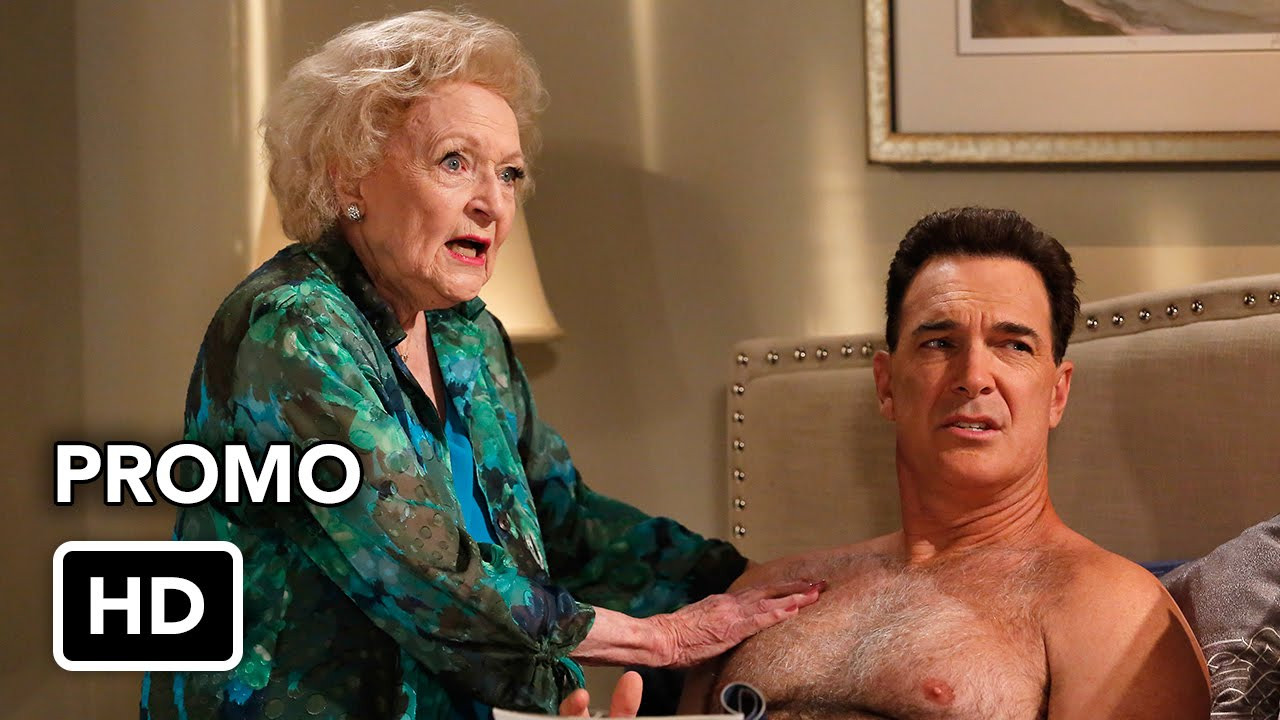 """Download Crowded 1x07 """"The Fixer"""" / 1x08 """"Given to Fly"""" Promo (HD) ft. Betty White"""