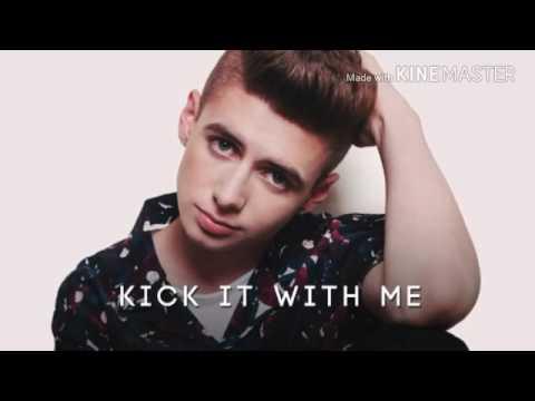 Kick it with me Zach Clayton (lyrics)