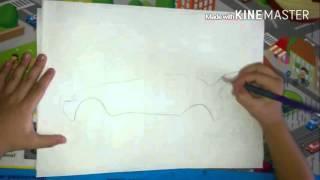 Как нарисовать машину Для детей For kids How to draw a car.(Каждый ребенок умеет рисовать. Просто у одних больше способностей, у других их меньше. Какие качества разви..., 2016-03-29T09:19:43.000Z)