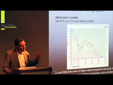 Professor Niall Ferguson - The Descent of Money