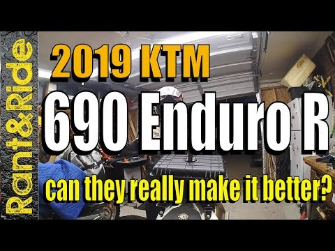 KTM  Enduro R could they really make it better?