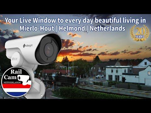 Livestream RailCam Netherlands