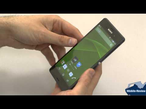 Видеообзор Sony Xperia Z3