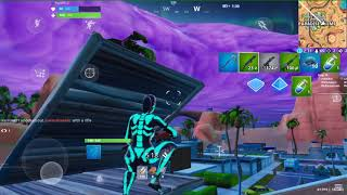 They Think I Use Controller on Mobile | Fortnite Mobile