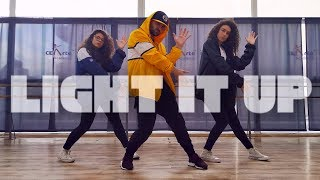Marshmello Light It Up ft. Tyga & Chris Brown | Choreography Broop'Z