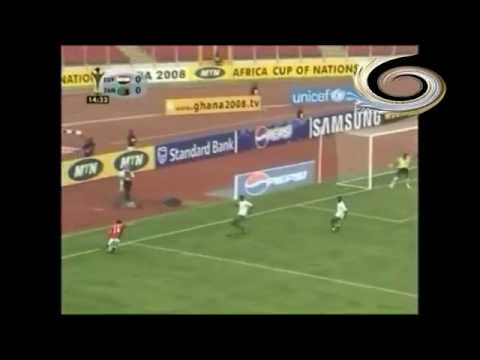 AFRICAN CUP 2008  EGYPT ALL GOALS